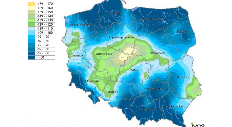 IUNG: W 4 województwach rzepak zagrożony suszą