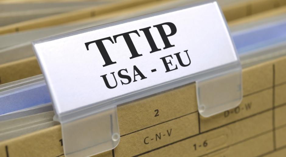 PISM: szybkie zakończenie negocjacji UE z USA ws. TTIP mało możliwe