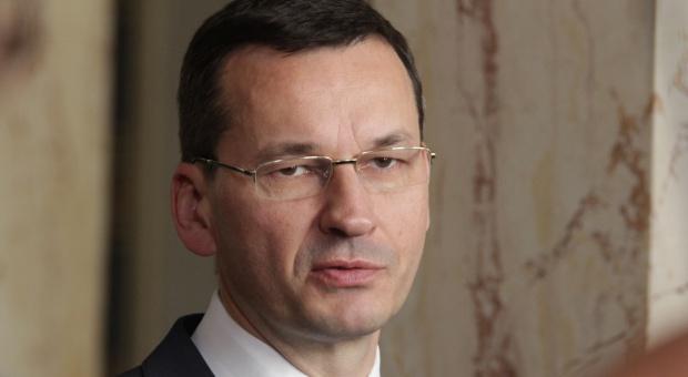 Morawiecki: Rząd zgodził się na wcześniejszą wypłatę zaliczek dopłat dla rolników