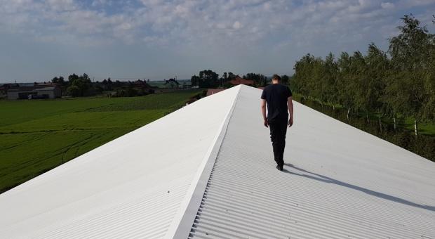 Ogranicz nagrzewanie się dachu o nawet 70 procent