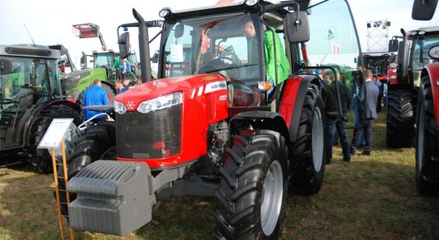 Massey Ferguson 4700 z fabryczną kabiną już w Polsce