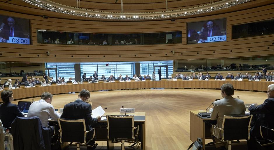 Jurgiel na posiedzeniu unijnej rady ministrów o wsparciu dla sektora trzody i o rynku cukru