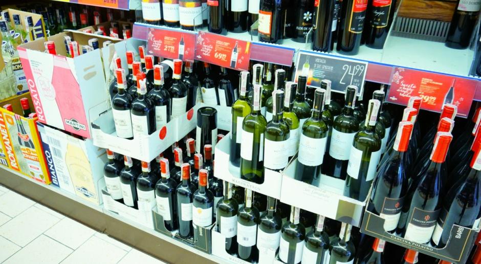 Krajowe wina po raz pierwszy dostępne w wielkiej sieci handlowej