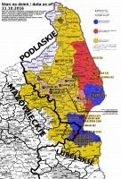 Mapa obszarów objętych ochroną