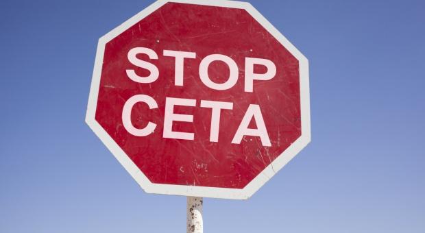 """""""Solidarność"""" przeciwna podpisaniu umowy CETA w obecnym kształcie"""