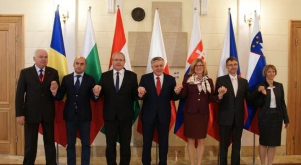 Wspólna deklaracja ministrów rolnictwa Grupy Wyszehradzkiej ws. projektów badawczych UE