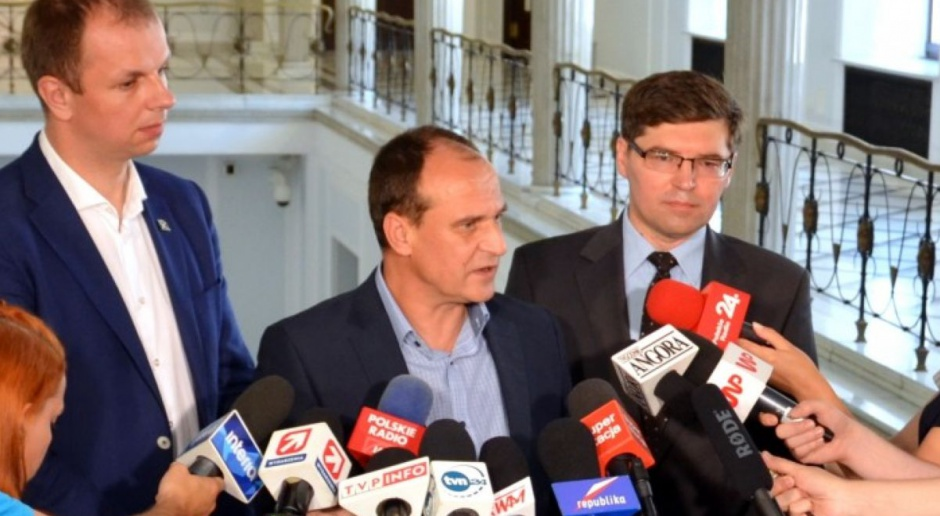 Kukiz do premiera Walonii: Dziękujemy za sprzeciw wobec umowy CETA