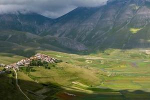 Trzęsienie ziemi oszczędziło kulinarny skarb Umbrii - soczewicę