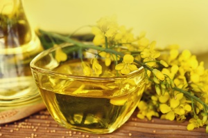 Olej rzepakowy pomaga pozbyć się tłuszczu z brzucha