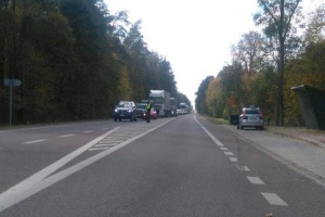Hodowcy trzody znów protestują na drogach