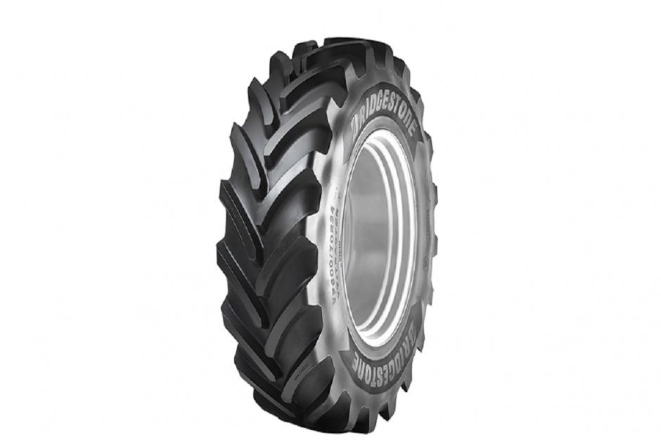 VT Tractor fot. Bridgestone