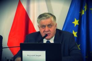 Jurgiel: Polska stara się o pomoc KE dla hodowców świń w związku z ASF