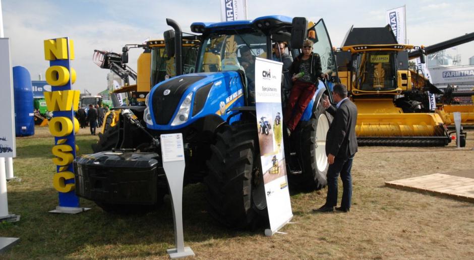 New Holland na Centralnych Targach Rolniczych