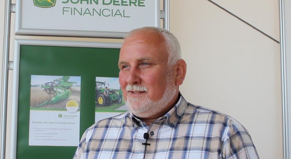 Zalety finansowania John Deere Financial
