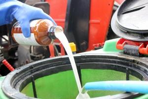 Kontrola jakości środków ochrony roślin - wyniki