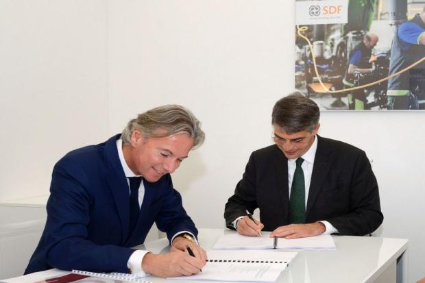 SDF i Kramp przedłużają współpracę w zakresie części zamiennych
