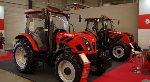 Ursus zapowiada nowe ciągniki z silnikami Deutza