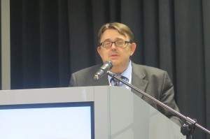 Prezentacja Marka Krysztoforskiego z Centrum Doradztwa Rolniczego Oddział w Radomiu dotycząca Problemów suszy rolniczej