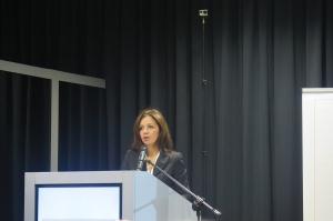Prezentacja Bożeny Wróblewskiej  (Krajowa Izba Gospodarcza Centrum Promocji)