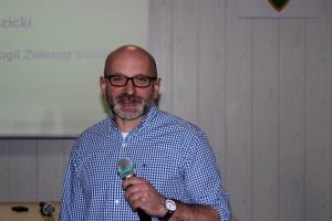 Dr Andrzej Łozicki, SGGW w Warszawie