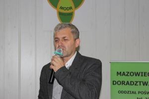 Bogdan Godlewski, Główny Specjalista SHiUZ Bydgoszcz