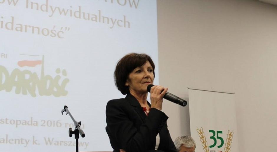 """Nagroda im. bp. Andrzejewskiego dla rolniczej """"Solidarności"""""""
