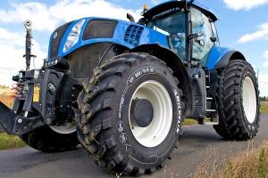 Michelin Evobib - rewolucja w oponach rolniczych?