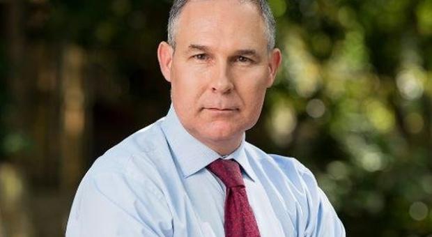 Nowy szef agencji środowiska w USA wątpi w zmiany klimatu