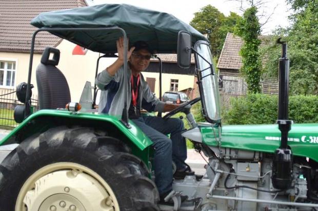 W Polsce rozwija się turystyka... traktorowa