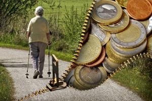 Ile netto wyniesie od marca najniższa emerytura?