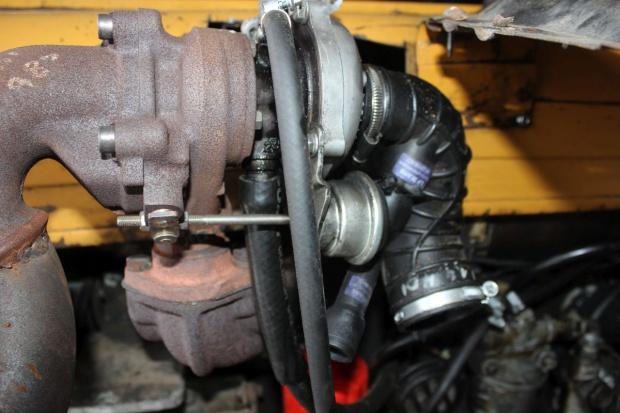 Jak zrobić turbo w Ursusie C-330?