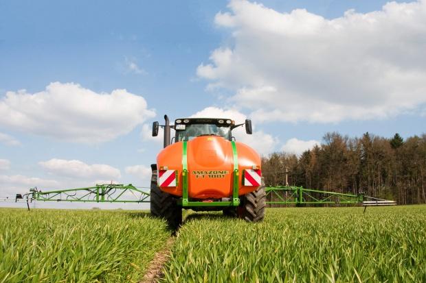 Nawóz azotowy na suchą wiosnę