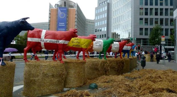 Szykują się na manifestację w Brukseli