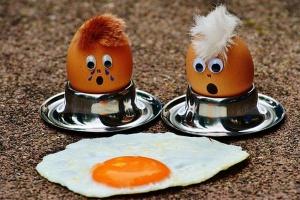 Wciąż będą trudności ze sprzedażą jaj z gospodarstwa