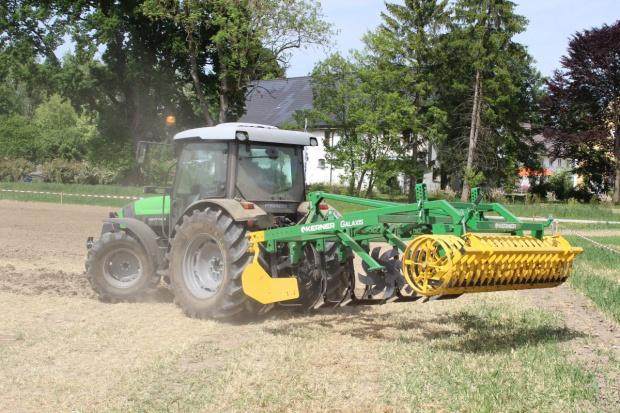 Niemcy: Spadek sprzedaży traktorów o 10,8 proc.
