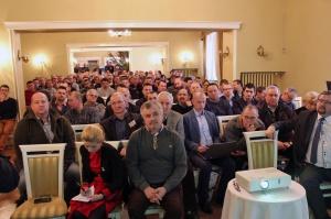 Ogromne zainteresowanie konferencją w Biedrusku [zdjęcia]
