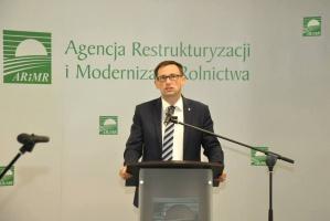 Obajtek: 70 proc. zadań ARR zostanie przejęte przez ARiMR