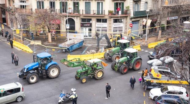 Hiszpania: Ponad 100 manifestacji rolników; rząd uruchamia zespół ds. rolnictwa