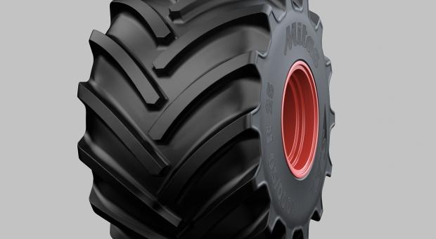 Nowa opona od firmy Mitas - 1000/50 R 25 SFT