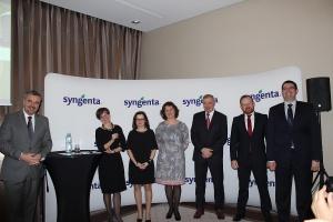 Zespół pracowników Syngenta Polska