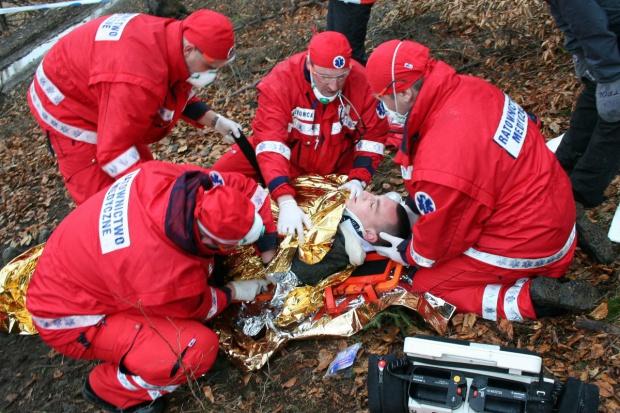 KRUS: O 31 proc. więcej wypadków śmiertelnych