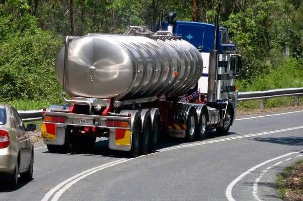 Mniejsza produkcja mleka w Australii i Nowej Zelandii