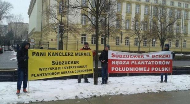 Merkel obiecała interwencję w sprawie Suedzucker