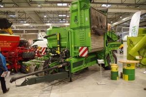AVR Spirit 6200 - belgijski kombajn do zbioru ziemniaków