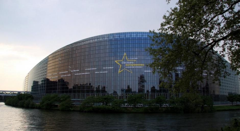 500 osób protestuje przed ratyfikacją CETA w Strasburgu