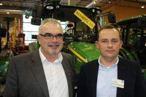 John Deere - zmiany w sieci dealerskiej w północnej Polsce