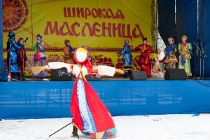 Maslenica w Moskwie - tradycja wraz z modą na zdrowe żywienie