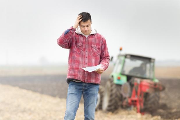 Zadłużenie rolników wzrasta