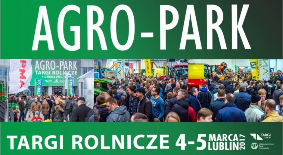 Rolnicze AGRO-PARK już 4 marca!
