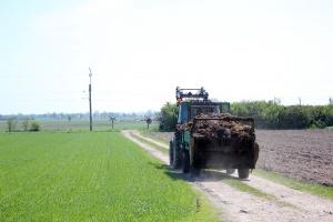 Można już wywozić nawozy naturalne na pola